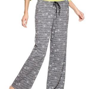 NWT Hue pj pants size small